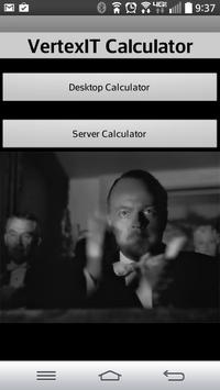Vertex IT Price Calculator poster