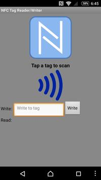 NFC Reader poster