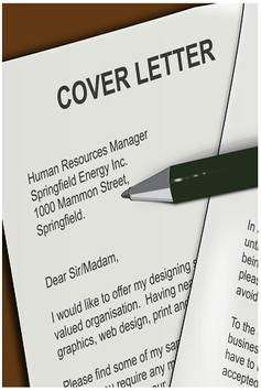 Cover Letter Examples poster