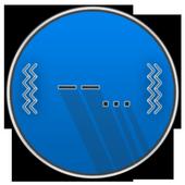 Morsesign icon