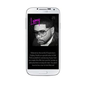 Leroy @ Supa Star Studios apk screenshot