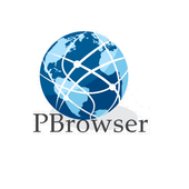 PBrowser internetbrowser FREE icon
