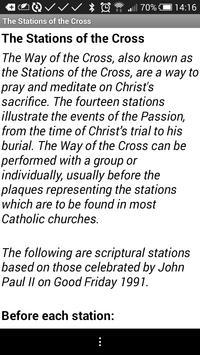 Traditional Catholic Prayer apk screenshot