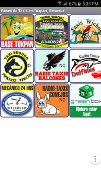 Taxi Tuxpan apk screenshot