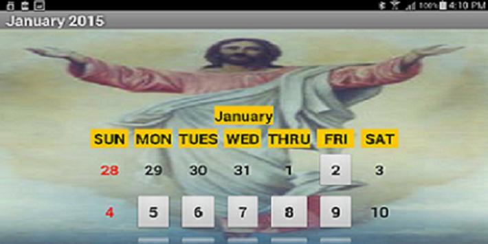 Bible Reading I apk screenshot