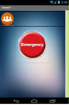 Emergency Button poster