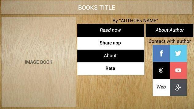 Book App:Sherlock Holmes apk screenshot