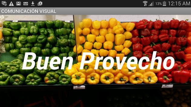 COMUNICACIÓN VISUAL apk screenshot