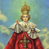 Infant Jesus of Prague Novena icon