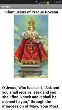 Infant Jesus of Prague Novena apk screenshot