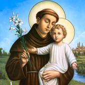 Saint Anthony of Padua icon