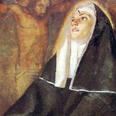 Saint Rita of Cascia icon