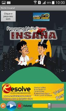 Noite Insana poster