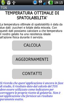 TOS Gelato apk screenshot