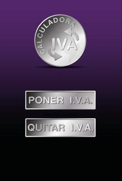 IVA poster