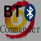 BlueTooth Commander icon