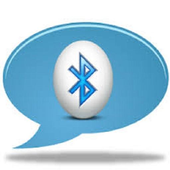 bluetooth chat translate icon
