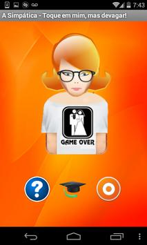 Tina a Assistente Revoltada apk screenshot