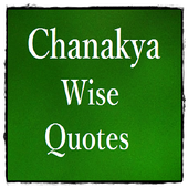 Chanakya Wise Quotes icon