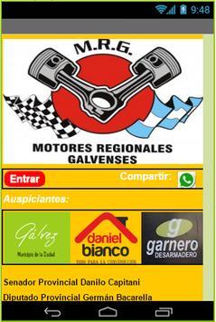 MRG poster
