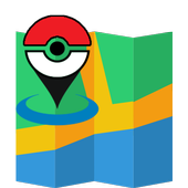 Trainer Map to Pokemon GO icon