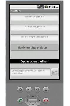 AkkerGPS apk screenshot
