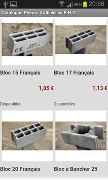 Pierres Artificielles Réunion apk screenshot