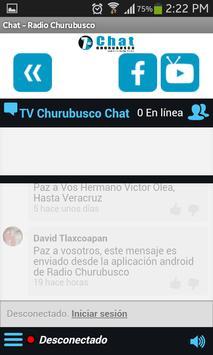 Radio Churubusco ID(I) apk screenshot
