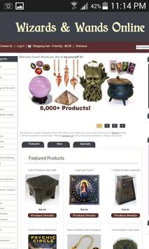 Witchcraft Supplies apk screenshot