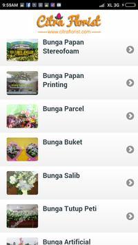 Citra Florist apk screenshot