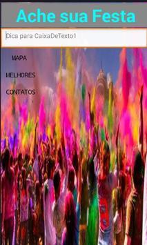Festa Niterói poster