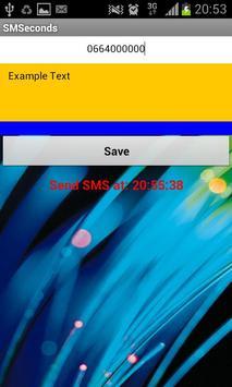 SMSeconds apk screenshot