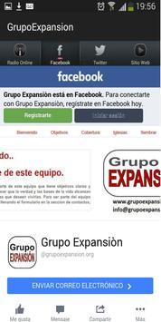 Grupo Expansion apk screenshot
