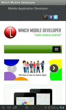 Winch Mobile poster