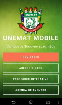 Unemat Sinop Mobile apk screenshot