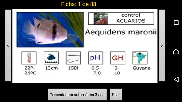 Fish Data apk screenshot