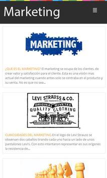 Marketing Tips poster