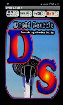 Droid Seattle poster