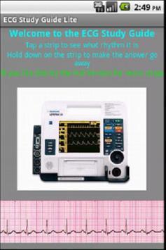 ECG Study Guide Lite poster