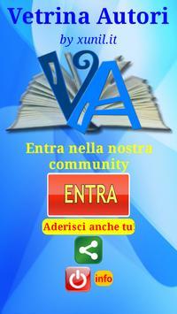 Vetrina Autori poster