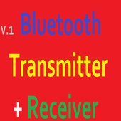 Bluetooth Transmitter Receiver icon