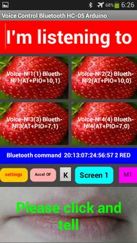 Voice Control Bluetooth HC-05 poster