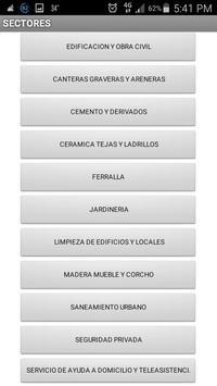 CCOO  CONSTRUCCION Y SERVICIOS apk screenshot