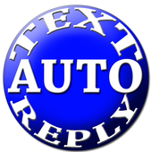 TEXT & SMS AUTO REPLY icon