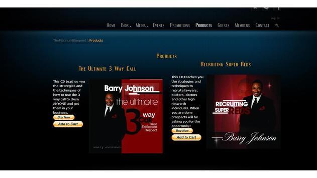Barry Johnson apk screenshot