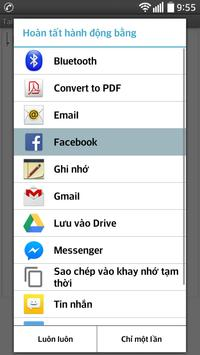Speech to edit text apk screenshot