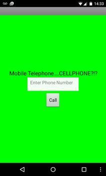Custom Cellphone poster