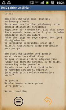 Şiir Dostu apk screenshot