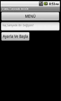 ESMA-İ ASHABI BEDİR v2 apk screenshot