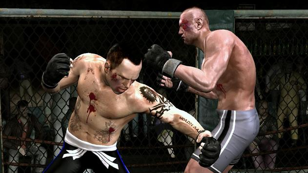 Guide to Cage fighting MMA apk screenshot